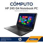 Ofertas de Sistemas Contino, Notebook HP