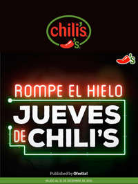 Jueves de chilis