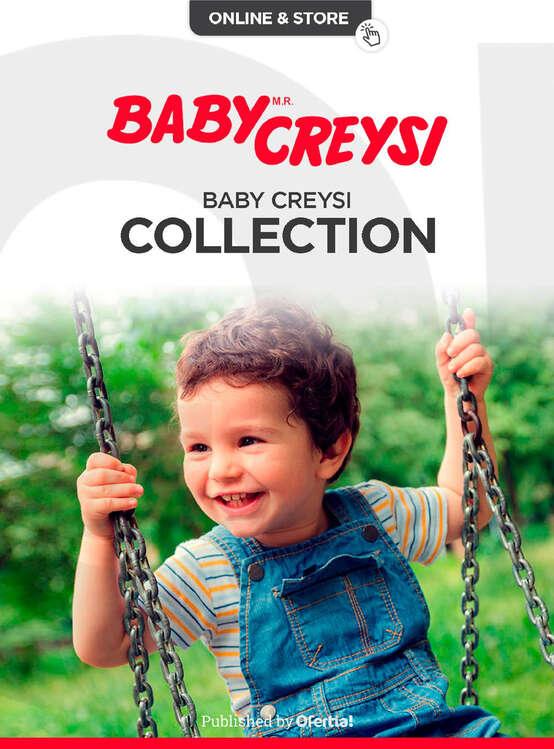 Ofertas de Baby Creysi, #BabyCreysi collection