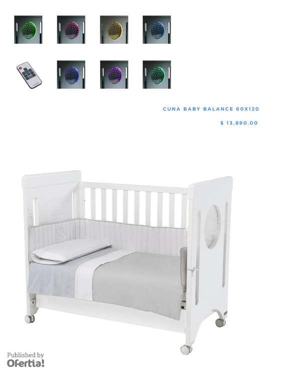 Muebles y complementos bebé en Tlalnepantla - Catálogos, ofertas y ...