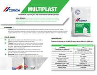 Cemento Multiplast