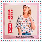 Ofertas de La Marina, Levi's x Hello Kitty