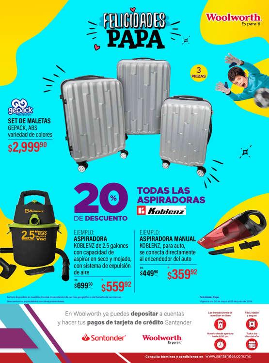d21bc37f3 Maletas de viaje en Ciudad Nezahualcóyotl - Catálogos, ofertas y ...