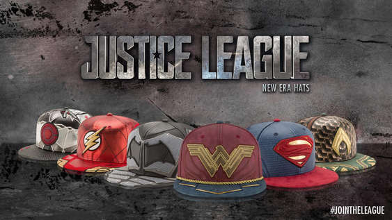 Ofertas de New Era, New Era Justice League
