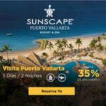 Ofertas de Viajes Palacio, Visita Puerto Vallarta