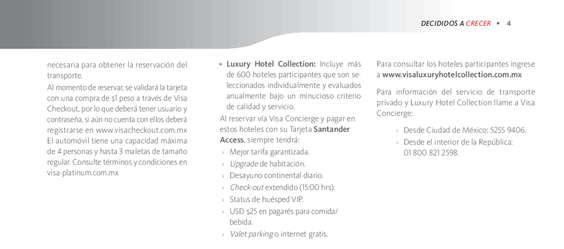 Ofertas de Santander, Santander Access Clásica