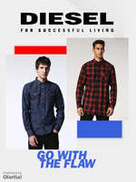 Ofertas de Diesel, Go With The Flaw Men