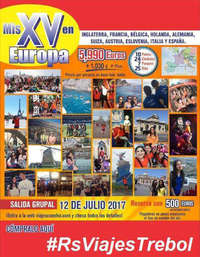 Mis XV en Europa