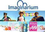 Ofertas de Imaginarium, Descuento botella plegable