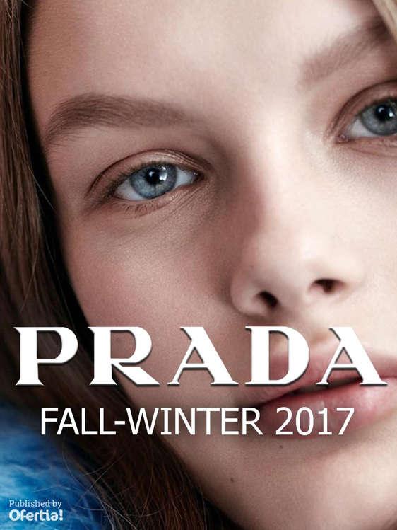 Ofertas de Prada, Mujer Fall-Winter 2017