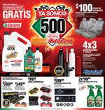 Ofertas de AutoZone, Promociones