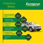 Ofertas de Europcar, Cobertura Media