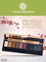Ofertas de Yves Rocher, Deja que la navidad se llene de color