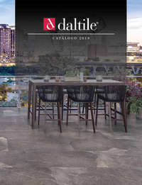 Catálogo Daltile 2018