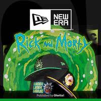New Era rick y morty