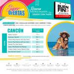 Ofertas de Euromundo, Buen Fin Cancún