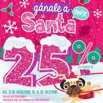 Ofertas de Onix, Gánale a Santa