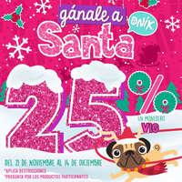 Gánale a Santa