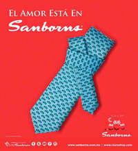 El amor está en Sanborns