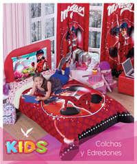 Catálogo Infantil Colchas y Edredones