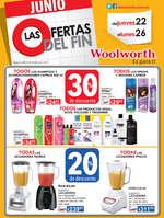 Ofertas de Woolworth, La ofertas del fin