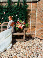 Ofertas de Carolina Herrera, Bridal Fall 2017