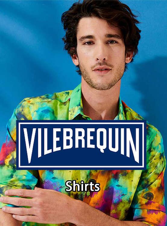 Ofertas de Vilebrequin, SHIRTS