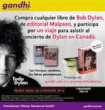 Ofertas de Gandhi, Todo Dylan
