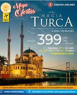 Ofertas de RS Viajes, Magia Turca