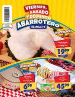 Ofertas de S-Mart, Viernes, sábado y domingo abarrotero- reynosa