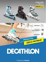 Ofertas de Decathlon, Productos oxelo para patinaje
