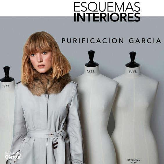 Ofertas de Purificación García, Esquema interiores
