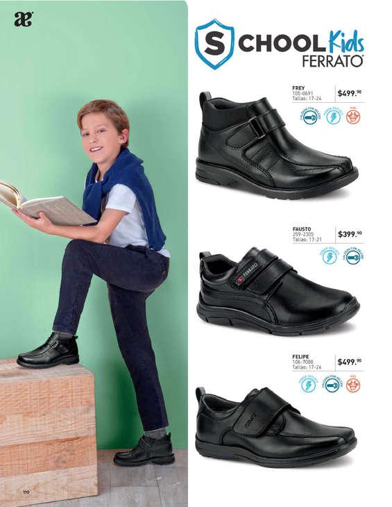 75af3561 Zapato escolar en San Miguel Xoxtla - Catálogos, ofertas y tiendas ...