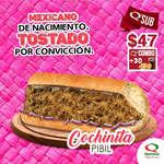 Ofertas de Quiznos Sub, Cochinita Pibil