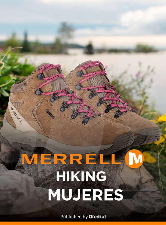 Ofertas de Merrell, Hiking Mujer