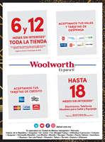 Ofertas de Woolworth, Gradúate con estilo CDMX