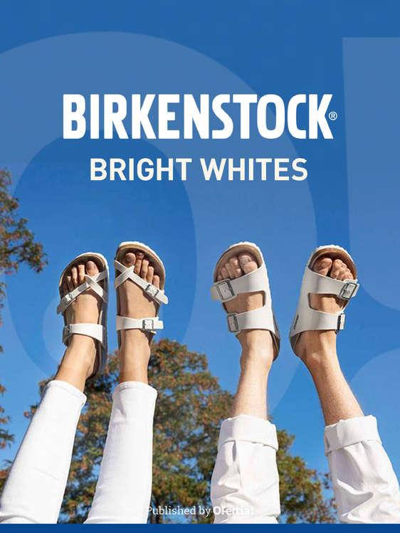 Ofertas de Birkenstock, Bright Whites