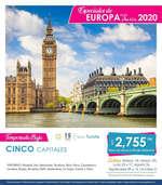 Ofertas de Euromundo, Europa en Avión