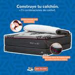 Ofertas de Don Colchón, Construye tu colchón