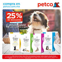 Folleto PETCO agosto