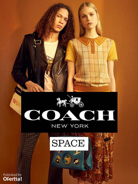 Ofertas de Coach, Space