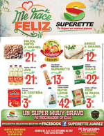 Ofertas de Superette, Folleto quincenal