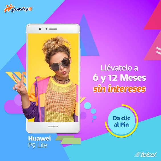 Ofertas de Telcel, Huawei P9