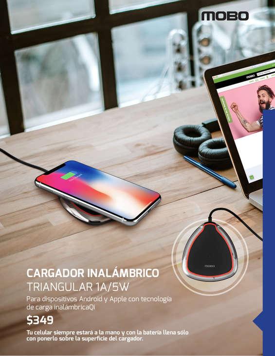 61a32ed4f53 Cargador teléfono celular en Ciudad de México - Catálogos, ofertas y  tiendas donde comprar barato | Ofertia