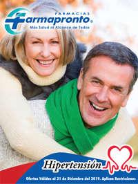 Hipertensión - Servicio a domicilio