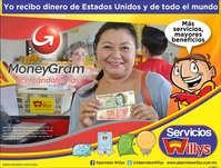 Envía y recibe dinero por MoneyGram