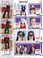 Ofertas de Woolworth, Halloween - CDMX