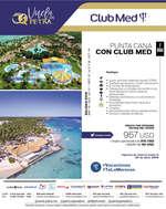 Ofertas de Petra Viajes, PUNTA CANA CON CLUB MED