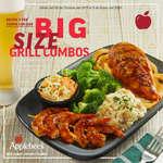 Ofertas de Applebee's, Big Size Grill Combos