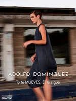 Ofertas de Adolfo Dominguez, Tu te mueves, él te sigue
